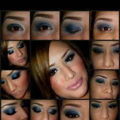 Blue Eyeshadow ;)