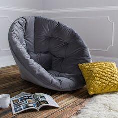 Futon Living Rooms On Pinterest