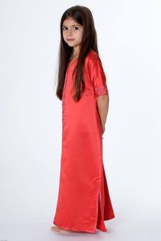 Little princess in pink INESINO dress