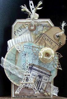 Wonderful Paris tag - Anja Zom kaartenblog
