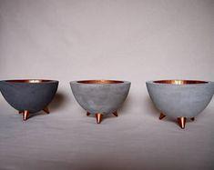 Beton Schälchen, Concrete bowl