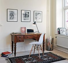 30 Scandinavian-Inspired Ideas For Compact Home Offices