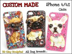 She even makes 3-D cell phone cases.