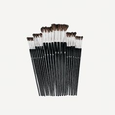 Watercolor Brush Set - OrientalTrading.com