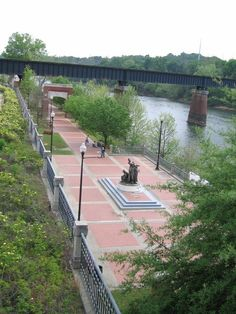 Columbus, GA : Columbus Riverwalk