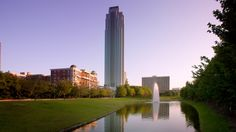Williams Tower in Houston Texas