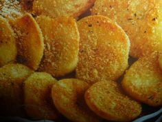 patate al forno - croccanti con origano