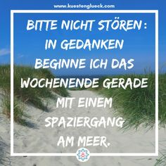 Meer Sprüche zum Sehnsucht haben Please do not disturb sea sayings & in my mind I start the weekend just now with a walk on the sea coast happiness The post Sea sayings have a longing appeared first on Puorton. Lyric Quotes, Lyrics, Photo Search, Pinterest Blog, Happy Weekend, Life Is Good, Things To Think About, Mindfulness, Wisdom