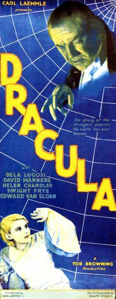 Dracula, 1931 - USA poster