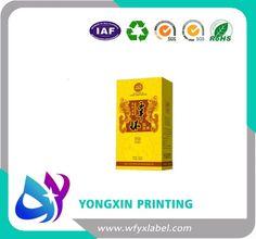 wine box printing