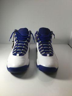 "Jordan 10 Retro ""Royal Blue"""