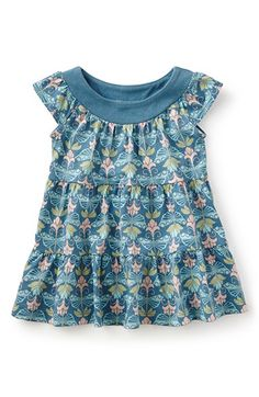 ea486306c Tea Collection 'Hidden Butterflies Twirl' Dress (Baby Girls) available at # Nordstrom