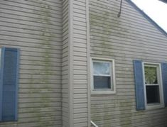 How to clean vinyl siding, what to use to clean vinyl siding, techniques for cleaning vinyl siding