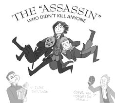 Low chaos Corvo. Hugging people to sleep. So assassin. Much deadly. Wow. Corvo…