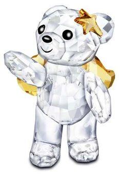 2010 Annual Christmas Kris Bear by Swarovski Kris Bear Collection