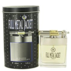 JUST IN: Full Metal Jacket.... SHOP NOW! http://www.zapova.com/products/full-metal-jacket-by-unknown-eau-de-toilette-spray-3-4-oz?utm_campaign=social_autopilot&utm_source=pin&utm_medium=pin