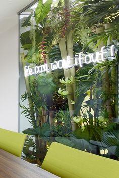 Phoenix Real Estate Office, Frankfurt, Germany- Ippolito Fleitz Group Identity Architects