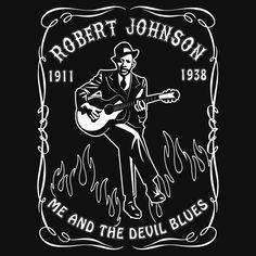 Robert Johnson (Me & the Devil Blues)