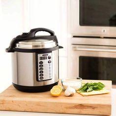 Bella Pressure Cooker Giveaway ~ http://steamykitchen.com