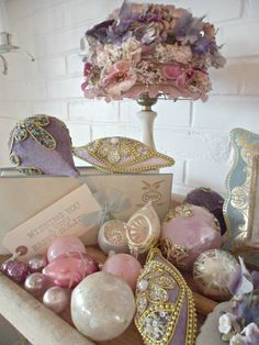 Shabby Chic Christmas Inspiration…. | The Vintage Home