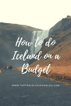 Tips on how to do Iceland on a budget. Things to do in Iceland for cheap. Cheap travel in Iceland's cities Fly To Iceland, Iceland Travel Tips, Cheap Travel, Budget Travel, Travel News, Travel Europe, Travel Hacks, Stuff To Do, Things To Do