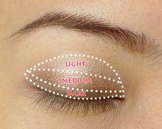 Natural Eye Make-up tips and Tricks. I like this photo for simple make up tips Beauty Make-up, Beauty Secrets, Beauty Hacks, Hair Beauty, Beauty Tips, Fashion Beauty, Skin Makeup, Makeup Brushes, Makeup Ideas