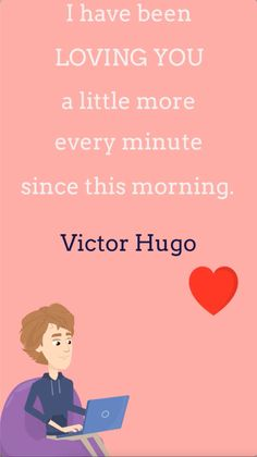 Valentine's Day Quotes to Let Him Know How Much You Love Him - Happiness On