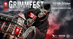 Catherine Cavendish: Grimmfest 2015 - A Feast of Horror And Not A Spark...