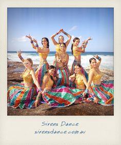 Sirens Dance bollywood.   http://www.youtube.com/watch?v=XregenANSpE   Creative: Ali Beales, Simon Hewson, Llewellyn Love.