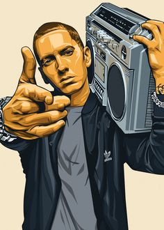 Listen to every Eminem track @ Iomoio Eminem Music, Eminem Rap, Eminem Wallpapers, Dope Wallpapers, Eminem Wallpaper Iphone, Arte Do Hip Hop, Hip Hop Art, Eminem Poster, Bendy Y Boris