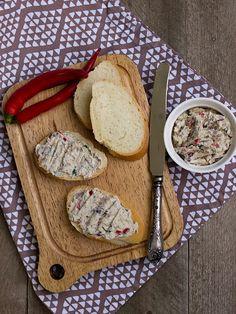 Pradobroty: Paštika z uzené makrely Dairy, Cheese, Food, Essen, Meals, Yemek, Eten