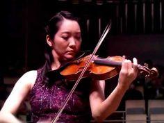 諏訪内晶子 / ヴァイオリン協奏曲 ホ短調 作品64 メンデルスゾーン - YouTube