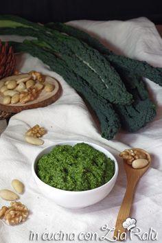 Zia, Delicious Recipes, Pesto, Vegan