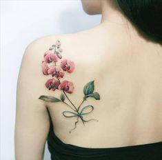 flower tattoo , back tattoo, floral tattoo ideas , tattoo design ,unique tattoo, woman tattoo, female tattoo, tattoo art , tattoo placement, ink tattoo , tattoo design for woman , meaningful tattoo, tattoo ideas, Summer tattoo design , girl tattoo Flower Tattoo Back, Back Tattoo, Flower Tattoos, Tattoo Designs For Women, Tattoos For Women, Body Tattoos, Girl Tattoos, Henna, Summer Tattoo