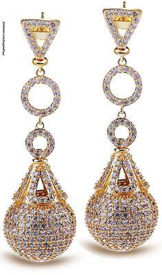 Amethyst drops beauty bling jewelry fashion