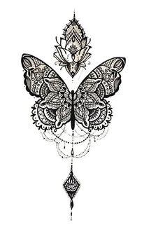 par Medly Tanya Lepper tanyalepper Lace sleeve tattoos Butterfly tattoo illustration tatouage d&;un papillon féerique avec une […] butterfly tattoo Unique Butterfly Tattoos, Butterfly Tattoo Designs, Mandala Tattoo Design, Butterfly Mandala Tattoo, Butterfly With Flowers Tattoo, Butterfly Quotes, Butterfly Shoulder Tattoo, Dope Tattoos, Moth Tattoo
