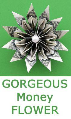 Money Origami | Money Making Methods Online | 393x236