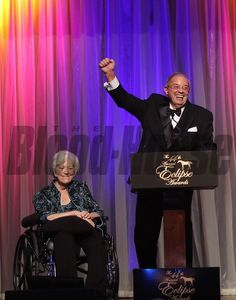 2014  Owner and breeders of the year, Sarah and Ken Ramsey, 2014 Eclipse Awards photosbyz.com