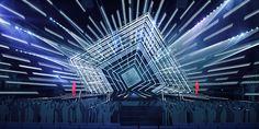 VMA 2015 visualisation on Behance