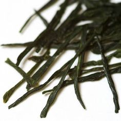 JING Gyokuro, a steamed green tea from the Honshu region of Japan. Known for its lovely condensed sweet taste and ambrosial fragrance.