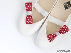 buty-Bordowa myśl (buty+kokardki)