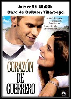 """#Villarcayo 28/02/2013 Cine """"Corazon de Guerrero""""   20:00h Casa de Cultura #Merindades"""