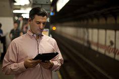Subway Reader (iPad Edition) (阅读) | Flickr: Intercambio de fotos