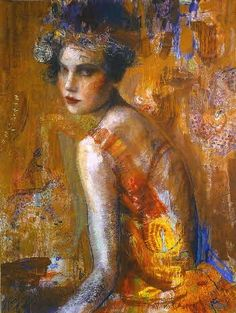 Charles J. Dwyer - Contemporary Artist - Figurative Painting