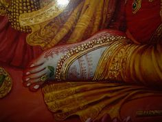 Lotus Feet of Krishna