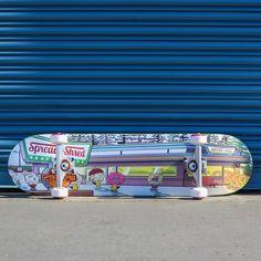 Learn to skateboard! Complete Skateboards, Hard Rock, Hard Rock Music