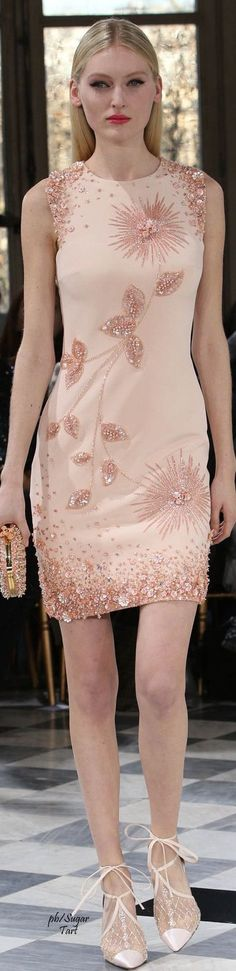 Georges Hobeika Summer 2016 Couture women fashion outfit clothing style apparel @roressclothes closet ideas