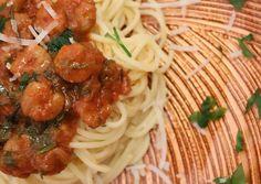 Το μενού της εβδομάδας Spaghetti, Pasta, Ethnic Recipes, Food, Meal, Essen, Hoods, Meals, Eten