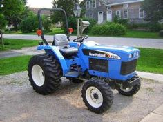 New Holland Tractor Workshop Service Repair Manual New Holland Agriculture, Ford Tractors, Repair Manuals, Colorful Backgrounds, Workshop, News, Farming, Image, Atelier