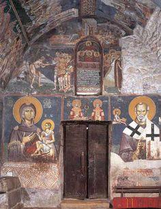 Српскa Православнa Црквa [Званични сајт] Frescoes in Pec Patriarchate